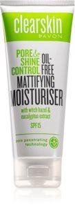 Avon Clearskin Pore & Shine Control crème matifiante hydratante