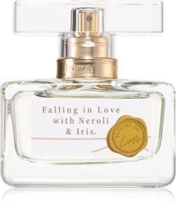 Avon Falling in love with Neroli & Iris Eau de Parfum para mulheres
