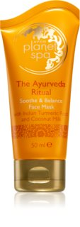 Avon Planet Spa The Ayurveda Ritual beruhigende Hautmaske