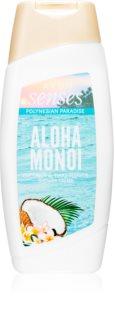 Avon Senses Aloha Monoi kremasti gel za prhanje