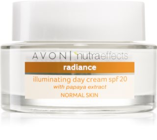 Avon Nutra Effects Radiance Illuminating Day Cream SPF 20