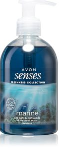 Avon Senses Freshness Collection Marine blagi tekući sapun za ruke