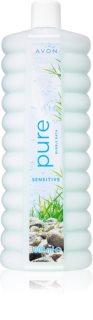 Avon Bubble Bath Sensitive Pure bain moussant relaxant pour peaux sensibles