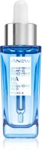 Avon Anew Fuktgivande anti-rynk- och anti-trötthetsbehandling  med hyaluronsyra