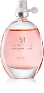 Avon Scent Mix Elegant Rose Eau de Toilette para mulheres