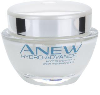 Avon Anew Hydro-Advance хидратиращ крем  SPF 15