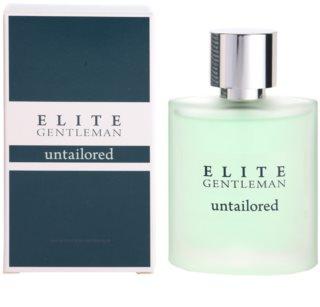 Avon Elite Gentleman Untailored туалетна вода для чоловіків