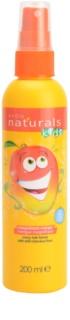 Avon Naturals Kids spray per capelli pettinabili