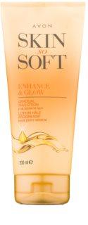 Avon Skin So Soft samoopalovací tělové mléko