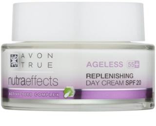 Avon True NutraEffects omlazující denní krém SPF 20