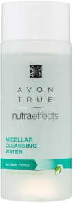 Avon True NutraEffects micelarna voda za čišćenje za sve tipove kože