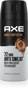 Axe Dark Temptation spray anti-transpirant 72h