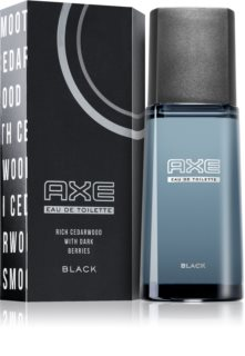 Axe Black Eau de Toilette για άντρες