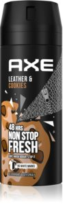 Axe Collision Leather + Cookies Deo und Bodyspray