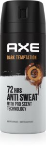 Axe Dark Temptation antitranspirante em spray