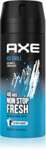 Axe Ice Chill Deodorant and Bodyspray With 48 Hours Efficacy