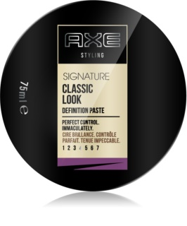 Axe Signature Classic Look Styling Paste for Hair