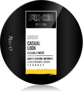 Axe Urban Casual Look Styling Paste für das Haar