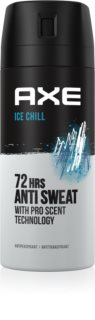 Axe Ice Chill antitranspirante en spray