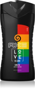 Axe Pride Love is Love Energigivande duschgel