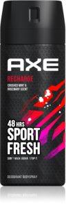Axe Sport Refresh Crushed Mint & Rosemary dezodorans i sprej za tijelo 48h