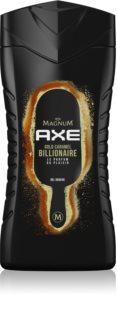 Axe Magnum Gold Caramel Billionaire osvježavajući gel za tuširanje