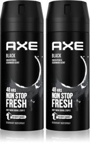 Axe Black Frozen Pear & Cedarwood dezodorant in pršilo za telo (ugodno pakiranje)