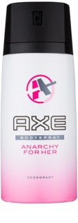 Axe Anarchy For Her desodorizante em spray