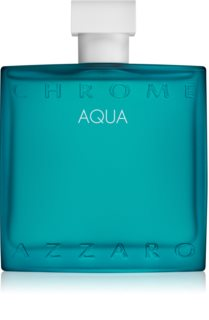 Azzaro Chrome Aqua eau de toilette per uomo