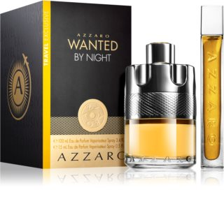 Azzaro Wanted By Night Gift Set I. for Men
