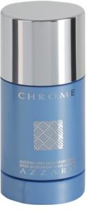 Azzaro Chrome αποσμητικό σε στικ για άντρες