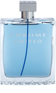 Azzaro Chrome United eau de toilette per uomo