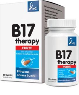 B17 Therapy B17 Therapy Forte doplněk stravy na podporu činnosti štítné žlázy, imunity a proti oxidačnímu stresu buněk
