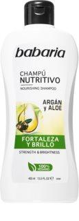 Babaria Aloe Vera hranjivi šampon s arganovim uljem