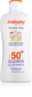 Babaria Sun Infantil Sonnencreme für Kinder SPF 50+
