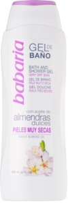 Babaria Almendras Shower Gel