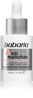 Babaria Anti Spot sérum facial anti-manchas de pigmentação