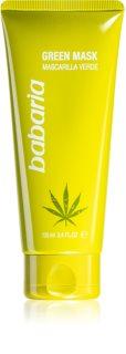 Babaria Cannabis mascarilla peel-off