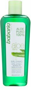 Babaria Aloe Vera baume corps à l'aloe vera