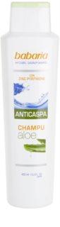 Babaria Anticaspa champú anticaspa con aloe vera