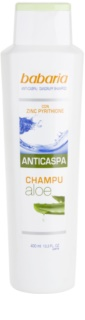 Babaria Anticaspa Anti-Dandruff Shampoo With Aloe Vera