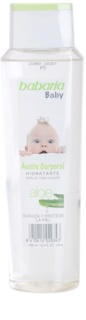 Babaria Baby Moisturizing Body Oil for Kids