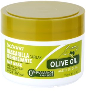 Babaria Olive Nourishing Hair Mask With Olive Oil