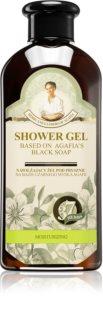Babushka Agafia Moisturizing Moisturizing Shower Gel Black