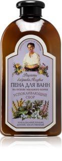 Babushka Agafia Wild Sweet William & Sage entspannender Badeschaum
