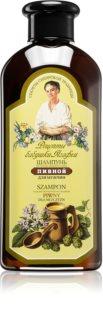 Babushka Agafia Beer Beer Shampoo for Men