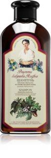 Babushka Agafia Wild Sweet William šampūnas nuo pleiskanų