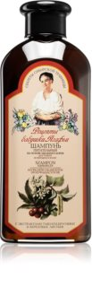 Babushka Agafia Wild Sweet William shampoing nourrissant anti-pointes fourchues