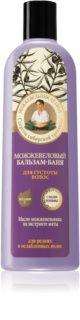 Babushka Agafia Juniper balsam hidratant impotriva caderii parului