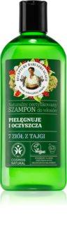 Babushka Agafia Deep Cleansing & Care 7 Taiga Herbs shampoing nettoyant en profondeur